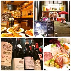 アメ村ワイン食堂 VACAの写真