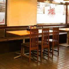 広々とした店内で人数に合わせた席をご用意いたします☆各種宴会に最適です!