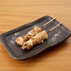 鶏もも串焼(タレ・塩)