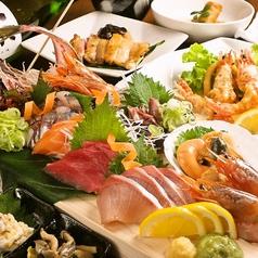 鮮魚・創作料理 作 今池本店の写真