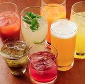 ドリンクの豊富さも当店人気の秘訣です。地酒はもちろん、日向夏ヘベスを使ったご当地ハイボールもございます。
