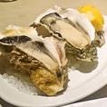 待ちに待った 牡蠣の時期が到来! 焼肉仁では オーダーを頂いてから 殻をむき、特性のヤンニョムをかけていただく変わり種。他では味わうことはできません。 個数が多ければ多いほどお得に^^