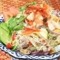 料理メニュー写真春雨サラダ