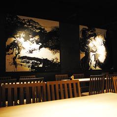 ぬる燗佐藤 横濱茶寮の雰囲気1