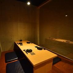 立川鉄板酒場BOTAの雰囲気1