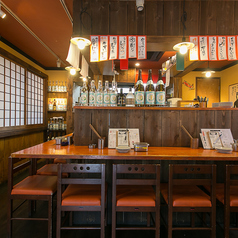 酒と肴 ときどき飯。串猿Jr.の雰囲気1