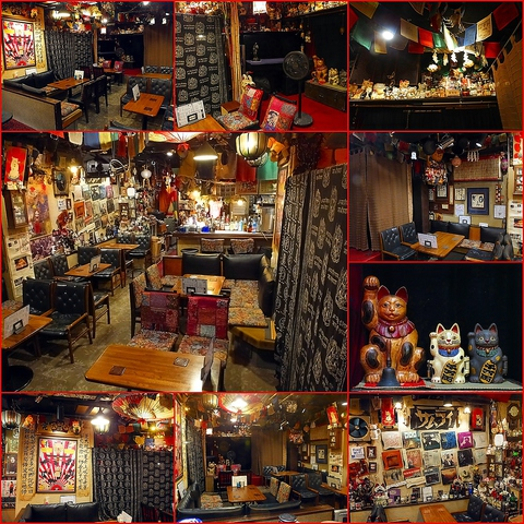 """Jazz Bar サムライ"""