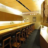 京都の食材を中心に使用した京懐石を新たなスタイルで。
