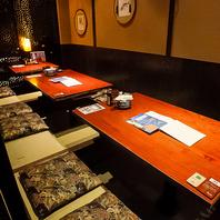 京の趣あふれる和空間を小伝馬町でお楽しみください♪
