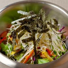 料理メニュー写真塩チョレギサラダ