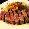 料理メニュー写真かたまりステーキ 1ポンド