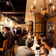 デリリウムカフェ 銀座 Delirium Cafe GINZAの雰囲気1