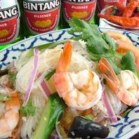 アジア各国の名物料理が新潟駅前で気軽に楽しめる♪