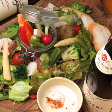 樽生ワイン酒場 フィッシュマン FISHMANのおすすめ料理1