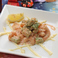 料理メニュー写真海老とアボカドの明太マヨ和え