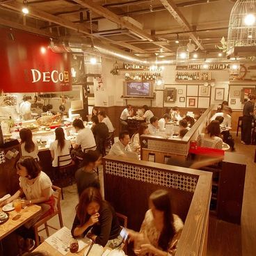スペイン食堂 DECOの雰囲気1