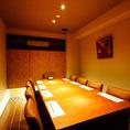 新横浜『澄仙(すみせん)』の個室は、接待、食事会にも最適です☆法事、慶事にもご利用いただけます。