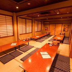 大型宴会はもちろん、会社帰りのさく飲みににもぜひご利用ください★しごとの疲れは昭和食堂で癒して、明日からの活力に備えよう!!
