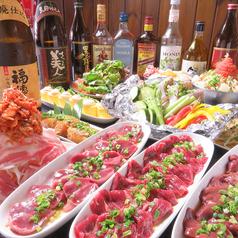 鉄板焼 酒バル SAKUJiROのおすすめ料理1