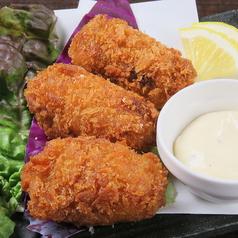 牡蠣フライ(3個) ※自家製タルタル