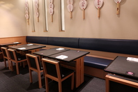 京都伝統の有名店を東京で再現。