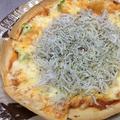 料理メニュー写真本日のピザ