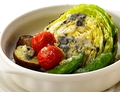 料理メニュー写真季節野菜のゴルゴンゾーラ焼き