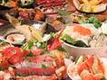 岩手の食材を使った料理を堪能。うまいもんがたくさん詰まったお店!!