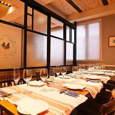 フランス料理 グルトン GLOUTON 川口店の雰囲気1