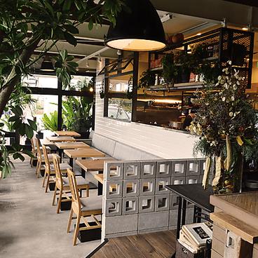 カフェ ダブル cafe double 豊田店の雰囲気1