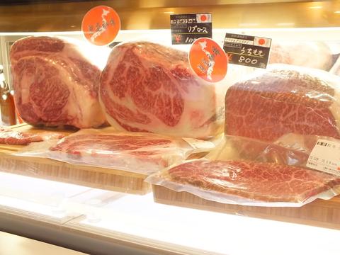 NEW OPEN。昭和2年創業 老舗の精肉店。選んだお肉が店内でも食べられます★