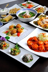 中国料理 駒のコース写真