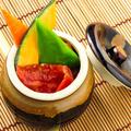 料理メニュー写真壷漬けカルビ【味噌】