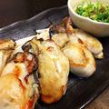 料理メニュー写真◆期間限定◆大粒牡蠣の鉄板焼