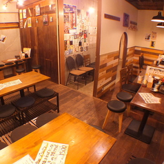 新鮮野菜 肉巻串×酒場る 煙巻の雰囲気1