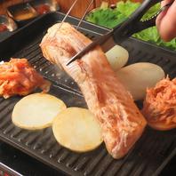 【リーズナブル】韓国料理食べ飲み放題は3300円☆