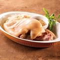 料理メニュー写真アイスバイン(豚スネ肉の柔らか煮)