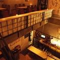 2階は15名、全館は30名から貸切できます。