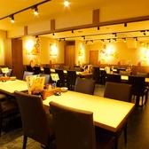 【八王子】広い空間でのテーブル席★