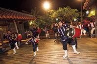 沖縄伝統のエイサー