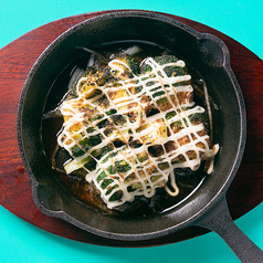 ブロッコリーのマヨネーズ焼き