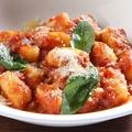 料理メニュー写真ジャガイモのニョッキ(トマトソース)