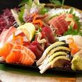 【ご宴会オススメポイント4】旬の食材で主役をおもてなし!大満足のコースをご用意!