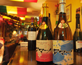 ロマーノの店名が入ったワインも!!