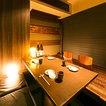 博多 なぎの木 銀座店の雰囲気1