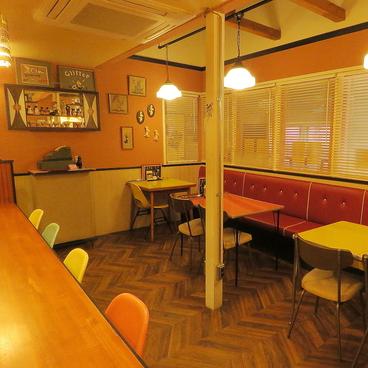 MEL'S Diner メルズ ダイナーの雰囲気1