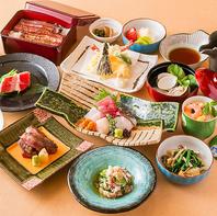 【季節限定】お食事処としてコース充実◎配達可能!