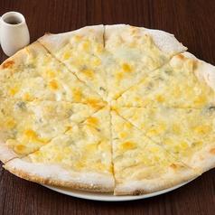 ゴルゴンゾーラのハニーピザ