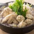 料理メニュー写真<東京名物鍋>■ちゃんこ鍋