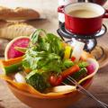 料理メニュー写真ゴロゴロ野菜のバーニャカウダ
